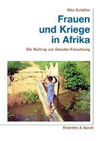 Cover Frauen und Kriege in Afrika