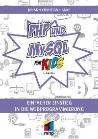 Cover PHP und MySQL für Kids