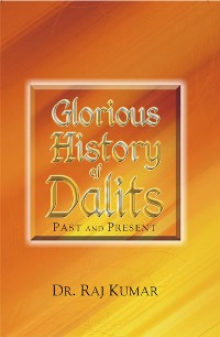 Cover Glorious History of Dalits