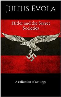 Cover Hitler And The Secret Societies