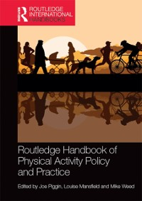 Cover Routledge Handbook of Physical Activity Policy and Practice