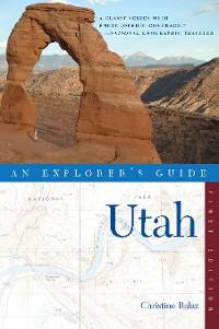 Cover Explorer's Guide Utah