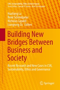 Cover Building New Bridges Between Business and Society