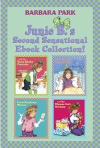 Cover Junie B.'s Second Sensational Ebook Collection!