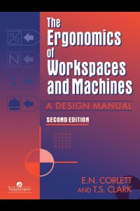 Cover Ergonomics Of Workspaces And Machines