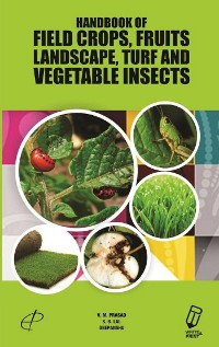 Cover Handbook Of Field Crops, Fruits, Landscape, Turf And Vegetable Insects