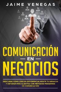 Cover Comunicación en Negocios
