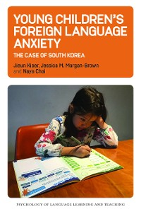 Cover Young Childrens Foreign Language Anxiety