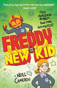 Cover Freddy and the New Kid