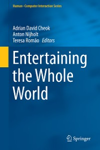 Cover Entertaining the Whole World