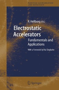 Cover Electrostatic Accelerators