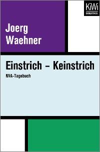 Cover Einstrich – Keinstrich