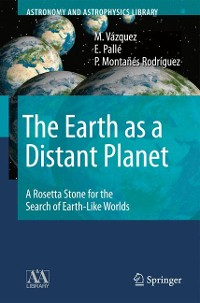 Cover The Earth as a Distant Planet