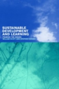 Cover Sustainable Development and Learning: framing the issues
