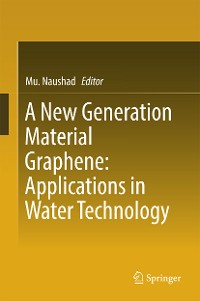 Cover A New Generation Material Graphene: Applications in Water Technology