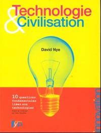 Cover Tecnologie & civilisation
