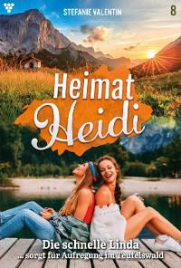 Cover Heimat-Heidi 8 – Heimatroman