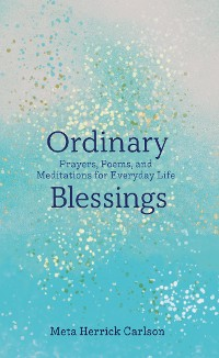 Cover Ordinary Blessings