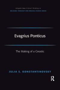Cover Evagrius Ponticus