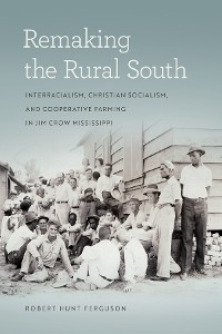 Cover Remaking the Rural South
