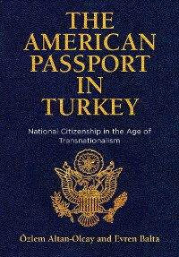 Cover The American Passport in Turkey