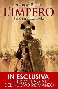 Cover L'impero. Sotto un'unica spada