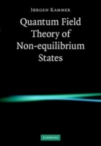 Cover Quantum Field Theory of Non-equilibrium States
