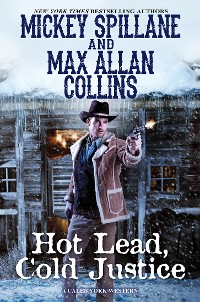 Cover Hot Lead, Cold Justice