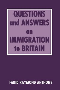 Cover Questions and Answers on Immigration in Britain
