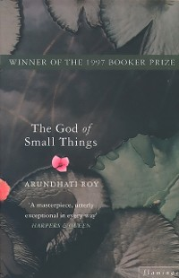 Cover God of Small Things: Winner of the Booker Prize