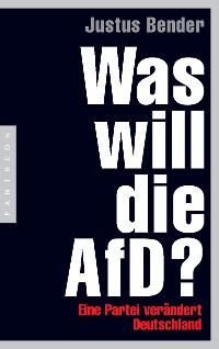 Cover Was will die AfD?