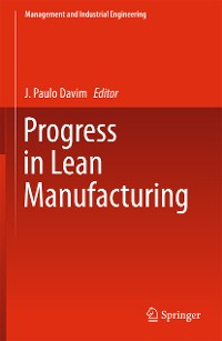 Cover Progress in Lean Manufacturing