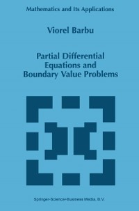 Cover Partial Differential Equations and Boundary Value Problems