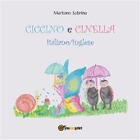 Cover Ciccino e Cinella Italiano/inglese