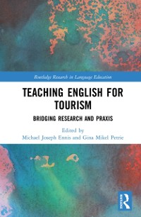Cover Teaching English for Tourism