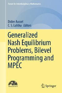 Cover Generalized Nash Equilibrium Problems, Bilevel Programming and MPEC