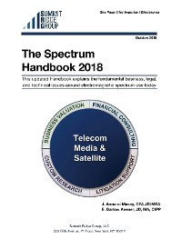 Cover The Spectrum Handbook 2018