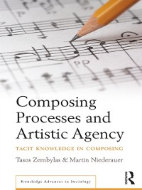 Cover Composing Processes and Artistic Agency