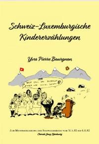 Cover Schweiz-Luxemburgische KIndergeschichten