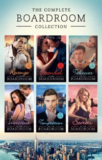 Cover Complete Boardroom Collection (Mills & Boon e-Book Collections)