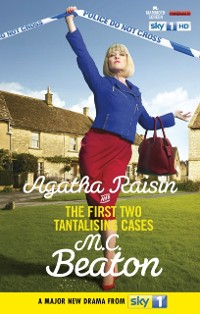 Cover Agatha Raisin and the First Two Tantalising Cases