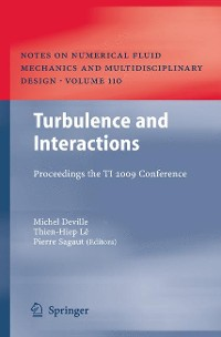 Cover Turbulence and Interactions