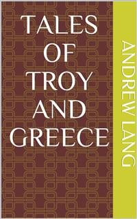 Cover Tales of Troy and Greece