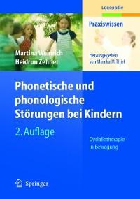 Cover Phonetische und phonologische Störungen bei Kindern