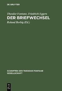 Cover Der Briefwechsel