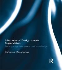 Cover Intercultural Postgraduate Supervision