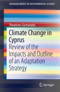Cover Climate Change in Cyprus