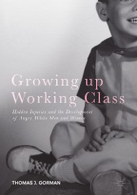 Cover Growing up Working Class
