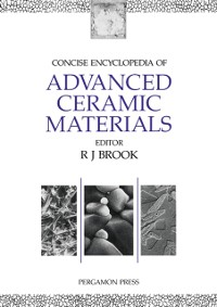 Cover Concise Encyclopedia of Advanced Ceramic Materials