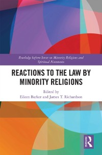 Cover Reactions to the Law by Minority Religions